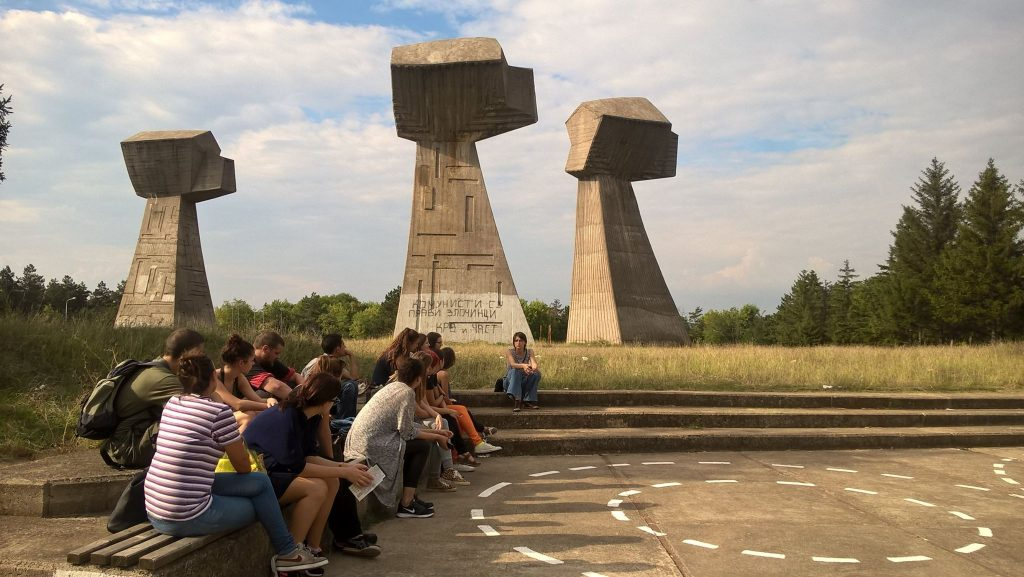 Spomen Park Bubanj, Niš.